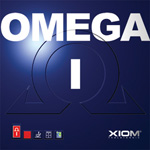 Xiom Omega I Bios Rubber (Asian Version)