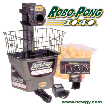 Newgy Robopong 1040 P18 900 Pingpongonline Com Table